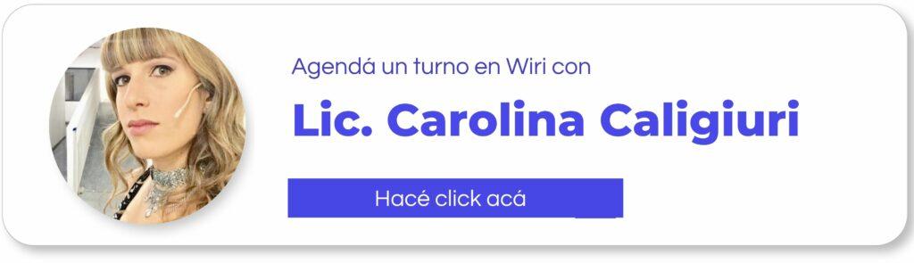 Atendete ya con la nutricionista y resolvé todas tus dudas sobre cómo perder grasa abdominal con Carolina Caligiuri en Wiri Salud
