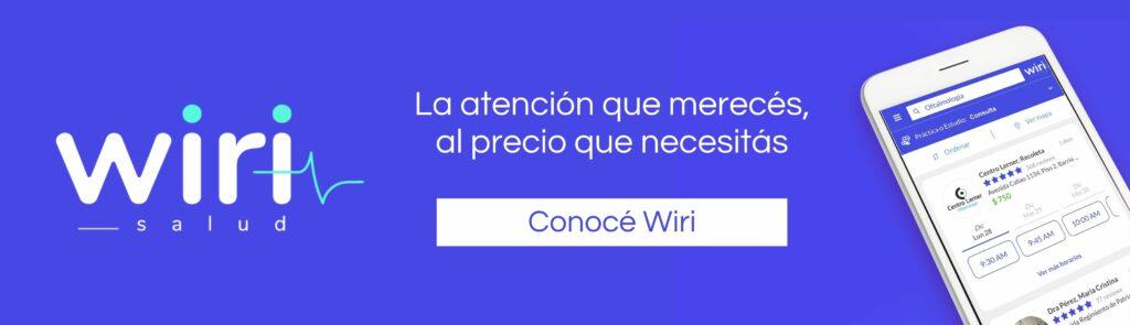 Atención médica para extranjeros y argentinos, Wiri Salud