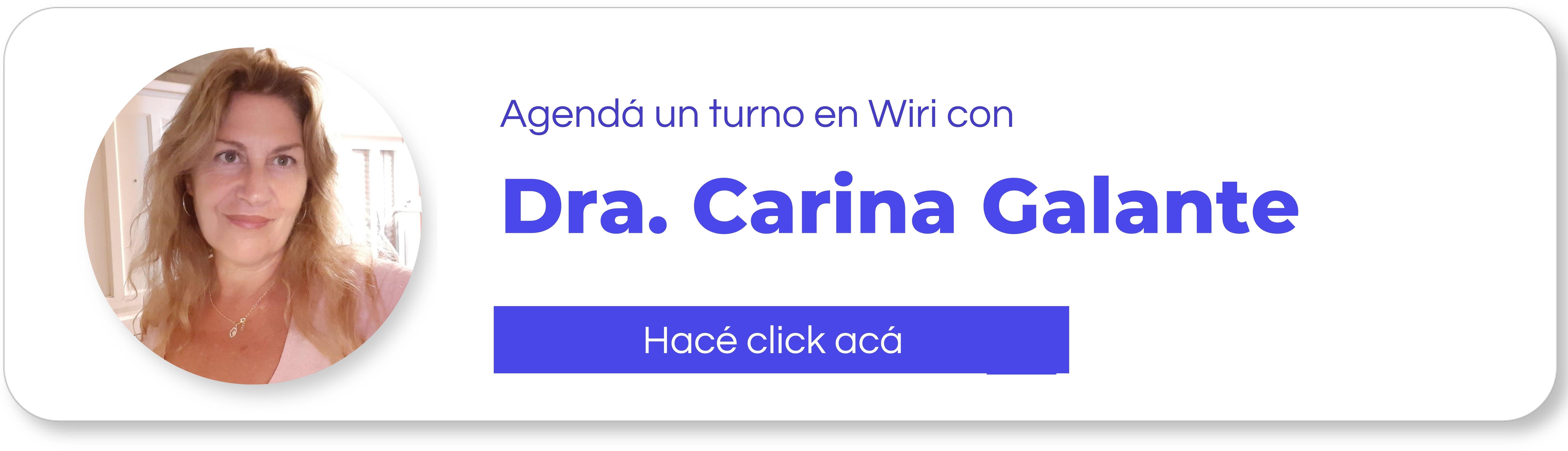 Atención para adultos mayores en pandemia con la Doctora Carina Galante. Hacé click acá